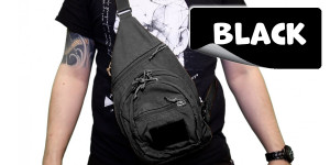 TD Urban black bag