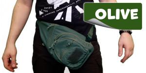 TD Urban green bag