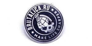 Brutalica pin