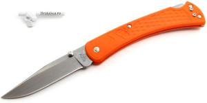 Buck 110 ORS2B Slim orange