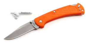 Buck 112 ORS-B Slim Select orange
