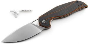 Civivi Anthropos C903A orange