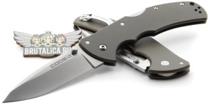 Cold Steel Code 4 spear point S35VN