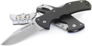 Cold Steel Code 4 clip point S35VN