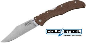 Cold Steel Range Boss brown