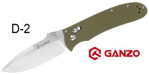 Ganzo 704 D-2 green