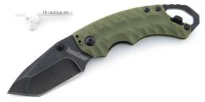 Kershaw Shuffle II olive