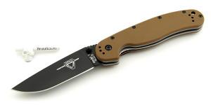 Ontario RAT-1 ON8846CB black/brown