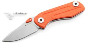 Real Steel Precision orange