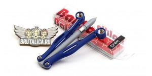 Spyderco Baliyo Wing Pen blue