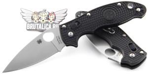 Spyderco Manix 2 BD-1 black