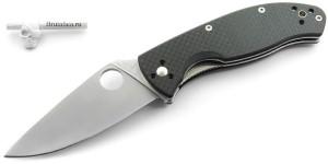Spyderco Tenacious Carbon/G10