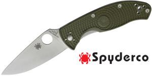 Spyderco Tenacious Lightweight olive