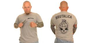 футболка Brutalica