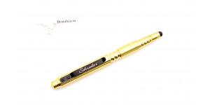 Shrade Tactical Stylus Pen Brass