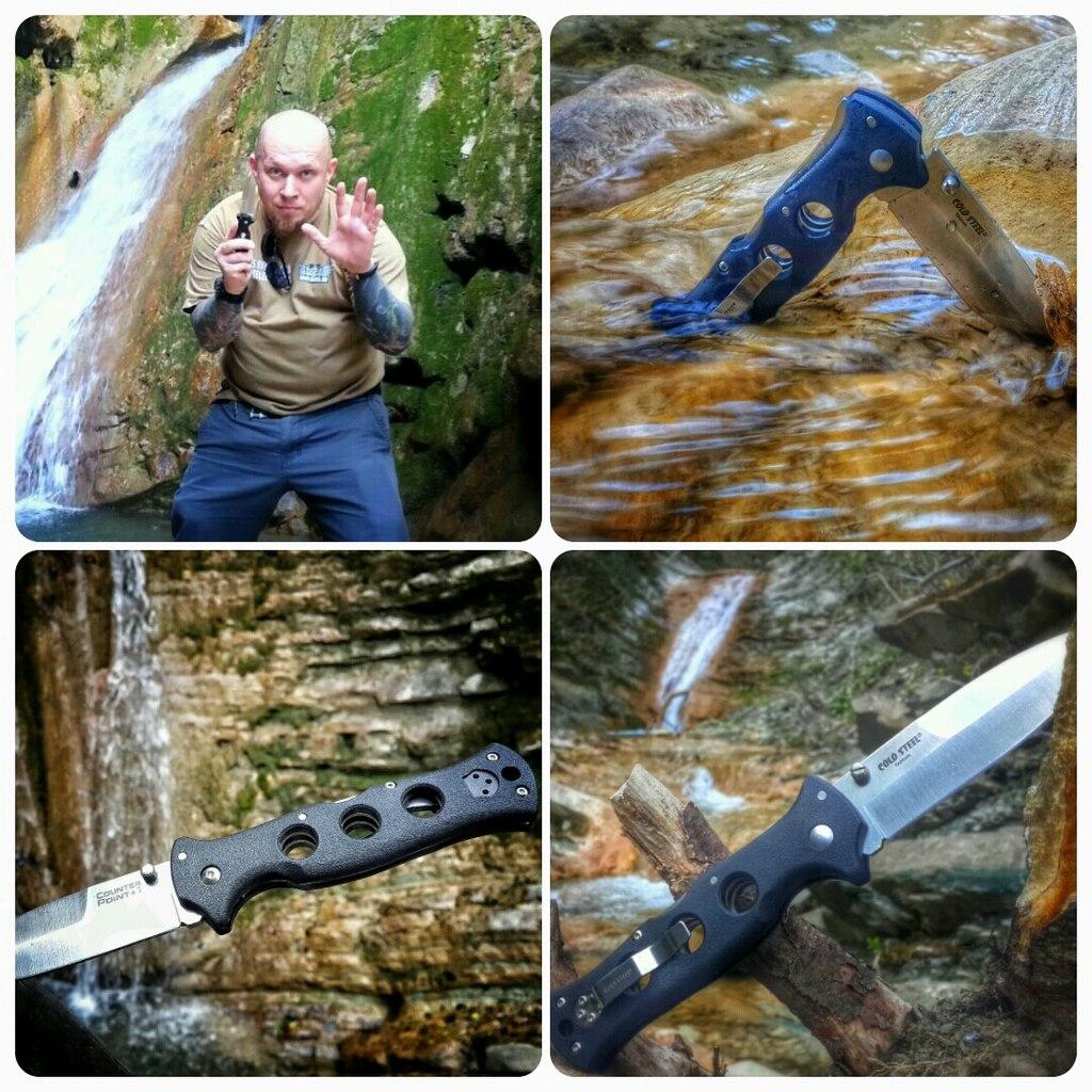 Складной нож Cold Steel Cold Steel Large Espada 13 CS/62NGLVB купить в RezatRu с быстрой доставкой